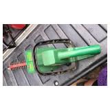 "17"" weed eater brand Electric hedge trimmer"