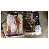 Halloween costumes size L