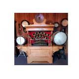 Winter Antiques & Primitives Live Online Auction