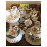 Minature Tea Sets