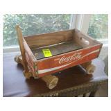 Coca-Cola Wagon