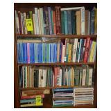 4 Shelves of Books - Lots of Religious Books