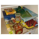 Stack of Vintage Games