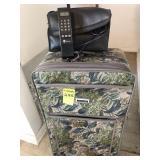 Travel Luggage Bag & Bag Phone