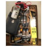 Batteries, Volt Tester