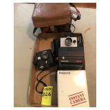 3 Old Cameras Kodak