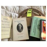 Lots of Books & Misc. Info on Cane Creek Friends,