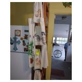 Hand Sewn Dishrags and Aprons