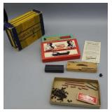 Vintage Handy Rubber Type Set