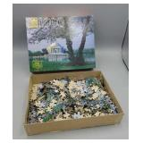 1000 Piece Jefferson Memorial Puzzle