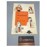 """Vintage Bell Telephone Booklet - """"The Telephone &"""