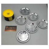 John Deere & Iruinware Coasters