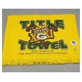 Super Bowl Title Towel 1997