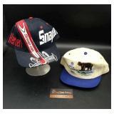 2 Ball-Caps - Snap-On Racing & Garst
