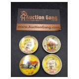 Vintage Gumball/Cracker Jack/Cereal Toy Games