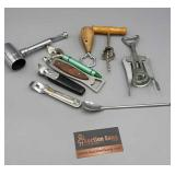 Group of Miscellaneous Bar Items