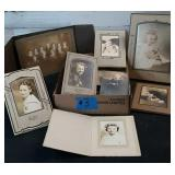 Vintage Flat of Photos Box #3