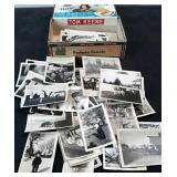 Vintage Tom Keene Cigar Box Full of Old Photos