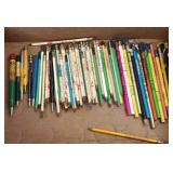 Vintage Lot of Pencils Anderson Erickson