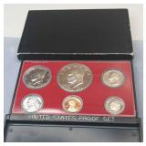Centennial Proof Set 1776-1976