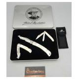 Knife - 2010 Winchester Knife Set Bone Handle 3
