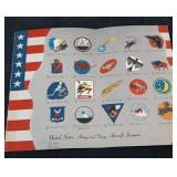 Vintage United States Army & Navy Aircraft