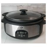 GE 6 quart Crock Pot Digital Read Out and