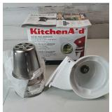 *NEW* KitchenAid Slicer & Shredder Stand Mixer