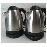 Pair of Farberware Electric Teapot - Works