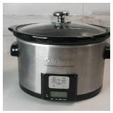 Cuisinart Programmable Slow Cooker - Works