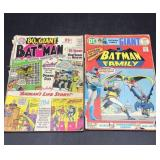 Comics - Batman Family Giant Issues #1 and #5 DC