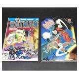 Comics - Batman DC Books - Movie Special #1 and