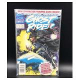 Comics- Ghost Rider 1993 #1 book w/ Trading Card