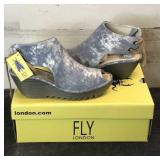 Shoes - Fly London Yuzu800Fly Corcuma Jeans