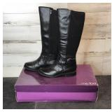 Boots - ...me Too DashA6 Black Vacchetta Women