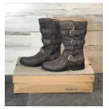 Boots - Born Ivy Dark Grey Women