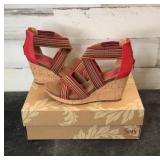 Shoes - Sofft Cary Fire Red Women