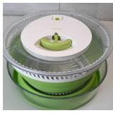 Progressive Silicone Collapsible Salad Spinner