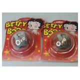 *NEW* Betty Boop Push Lights Lot of 2