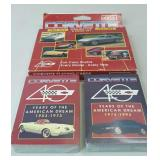 *NEW* 2 Deck Set Corvette Playing Cards (1953 to