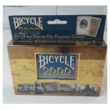 Bicycle 2000 Limited Edition Collector Playing
