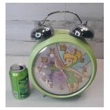 Tinkerbell Clock Untested Battery Operated
