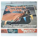 Vintage Dealers Choice Board Game Complete