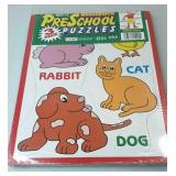 *NEW* Preschool 3 Pack Puzzles Ages 1-3