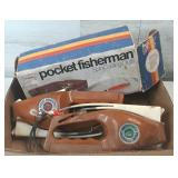 Pocket Fisherman Lot of 2
