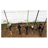 Fishing Rods & Reels - Lot #2