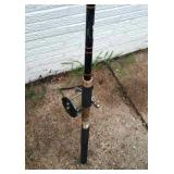 Fishing Rod & Reel - River Rod ABU Garcia,