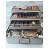 Large redland white woodstream  tackle box