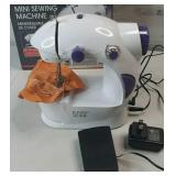 Easy home mini sewing machine works comes with