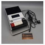 Vintage Sears Cassette Recorder w Power Cord &